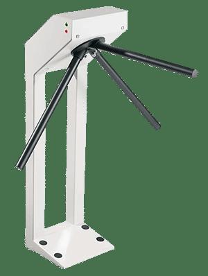 Tornello compatto a tripode per controllo accessi PERCO T5