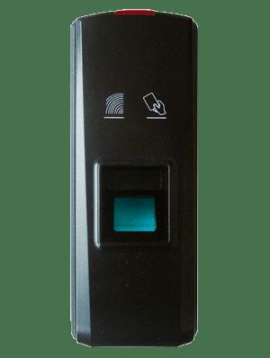 Lettore RFID e biometrico di impronte digitali per controllo accessi GBM