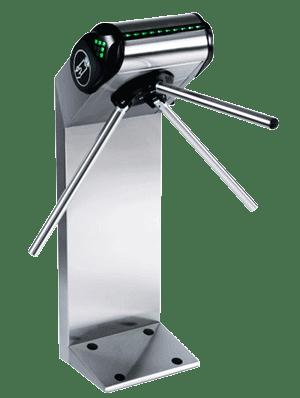 Tornello compatto a tripode per controllo accessi PERCo TTR08-A
