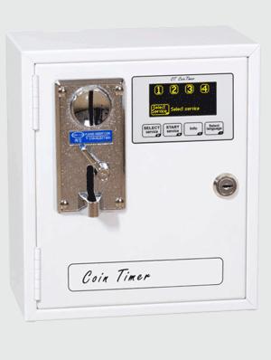 Gettoniera elettronica per monete o gettoni GET 04S