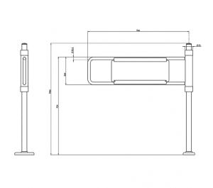 GPM00Caratteristiche tecniche