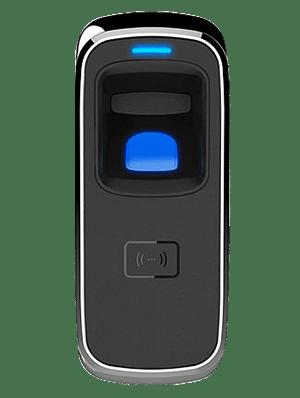 Lettore RFID e biometrico di impronte digitali per controllo accessi GTA16