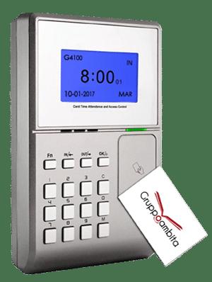 Lettore RFID rileva presenze G4100