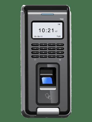 Lettore biometrico e RFID con GPRS BGP6