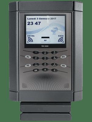 rilevatore presenze con banda magnetica e lettore rfid GMT01