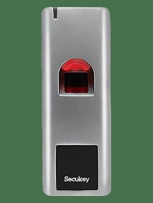 lettore biometrico e rfid per esterni SK10