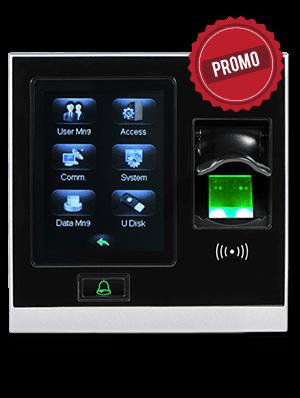 Lettore biometrico e RFID TB11