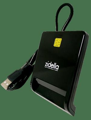Lettore smartcard e tessera sanitaria CWK-020