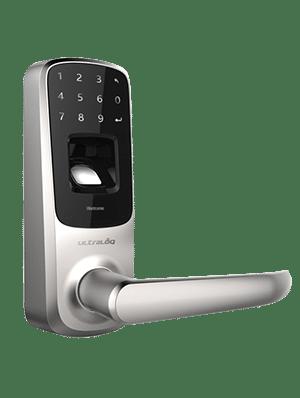 Lettore bluetooth e biometrico per le impronte digitali, con tastierino per controllo accessi G6MAB