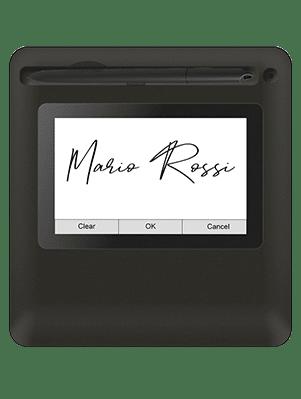 tablet firma digitale TDS01