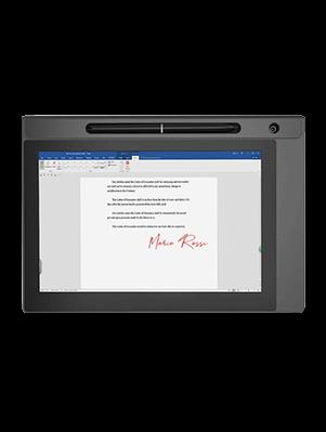 Tablet firma digitale TDS35