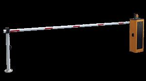 Barriere motorizzate con asta