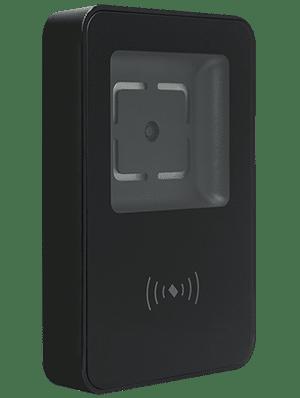 Lettore qr-code, barcode e sistemi di prossimità QM75