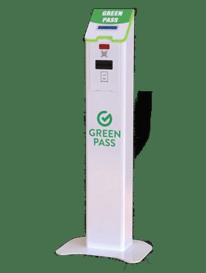 verificatore green pass GPV21